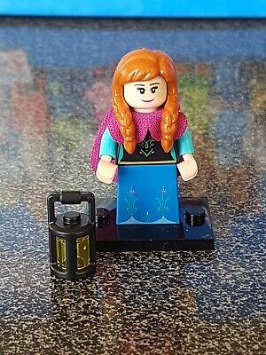 LEGO MINIFIGURES CMF DISNEY SERIES 2 Genuine Minifig - ANNA FROZEN