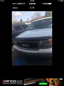 Motivated to sell 2000 GMC 4x4 truck