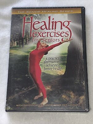 HEALING EXERCISES for SENIORS (DVD, 2007) Yoga,Tai Chi, Shiatsu Relaxation, NEW