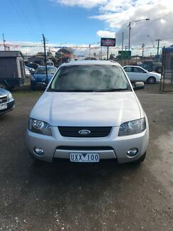 2007 Ford Territory 7 SEATER SUV Morwell Latrobe Valley Preview