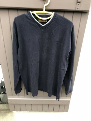 Pull en coton / timberland / col v / taille s