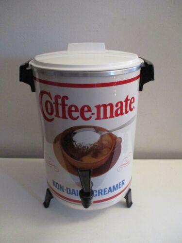 RARE West Bend Coffee-mate Creamer Urn Percolator Advertising Sign Promo NOS!