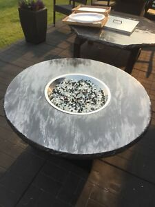 Fire Tables  (Concrete)