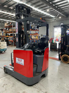 Nichiyu FBRF14 Reachtruck 1.4t, 6.5m lift Reach Forklift Luscombe Gold Coast North Preview