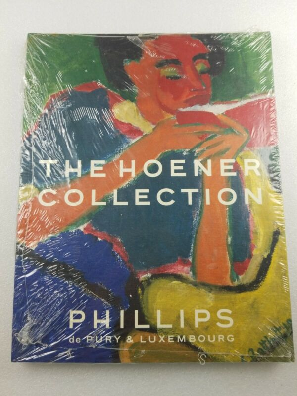 Phillips De Pury & Luxembourg The Hoener Collection Nov 5 2001 NYC Catalog New