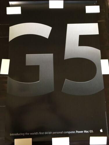 Apple Poster G5