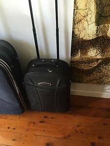 2 suitcases Adamstown Newcastle Area Preview