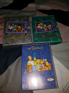 The Simpsons dvd Wacol Brisbane South West Preview