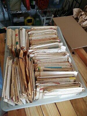 Vintage Sewing Patterns Large Lot 80+ Mail Order, McCall's Vogue Advance (Order Vogue)
