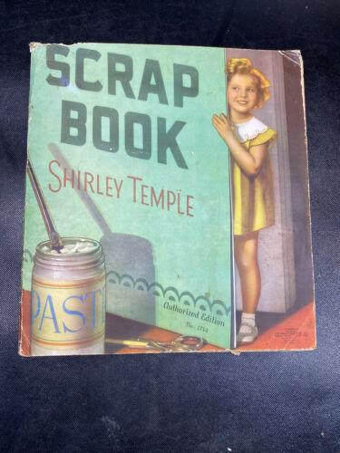 1935 SHIRLEY TEMPLE SCRAPBOOK