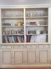 Large Shabby Chic Buffet and Hutch Seaforth Manly Area Preview