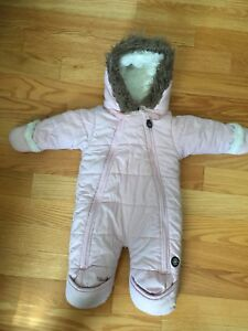 12 Months Kushies Snow suit