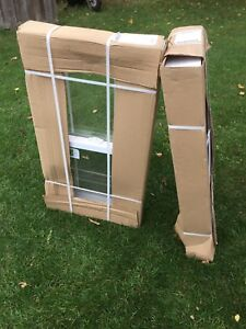 """ALREADY SOLD - For Sale - Basement Windows 37""""x20""""x 4-1/2"""" thick"""