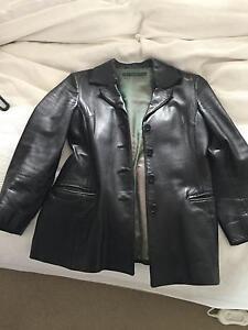 Bisonte women's leather jacket Alexandria Inner Sydney Preview