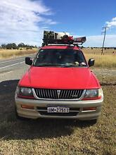 1999 Mitsubishi Challenger Wagon Cairns Cairns City Preview