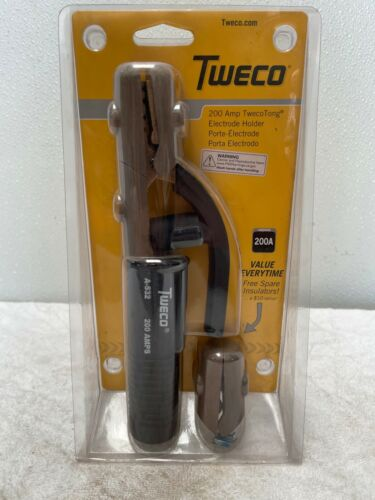 Tweco TwecoTong 200 AMP Electrode Holder. A-532