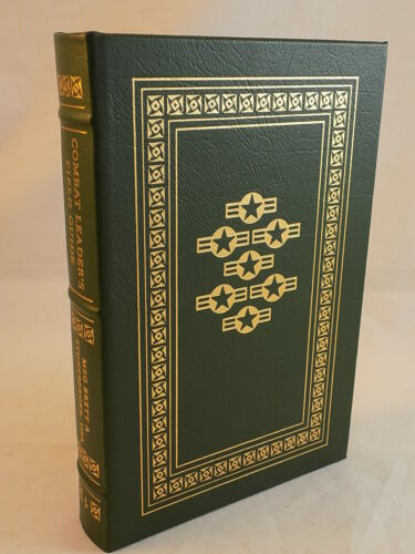 THE EASTON PRESS THE COMBAT LEADER