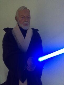 Obi Wan Kenobi Star Wars Premium Format statue sideshow Newcastle 2300 Newcastle Area Preview