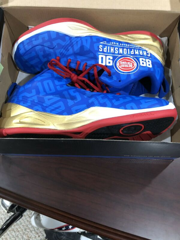 Dennis Rodman 30 Anniversary Detroit Pistons Sneakers Designed By Andrew Lewis