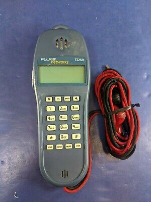 Fluke Ts25d Test Set Excellent Condition See Details