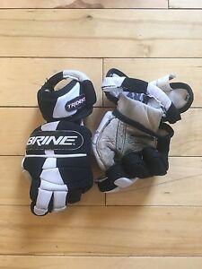 Small lacrosse glove