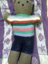 Stress/trauma bear given from the flood/free 2 help someone else Mackay Mackay City Preview