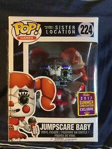 Jumpscare Baby Funko Pop