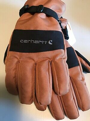 Nwt Carhartt Waterproof Glove Xl