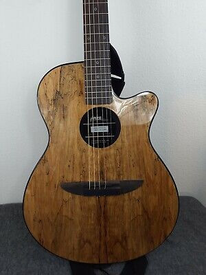 Aze Acoustic Guitar w Case