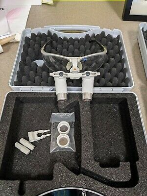 Heine Dental Loupes 4.0 Magnification