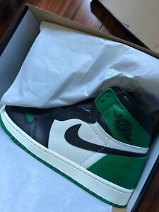 AIR JORDAN 1 PINE GREEN SIZE 9-9.5-10-10.5-11-12