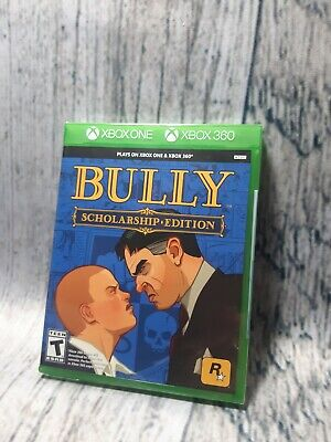 Bully: Scholarship Edition (Microsoft Xbox one/360)