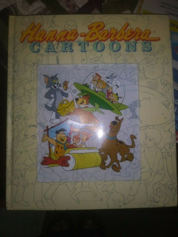 Hanna-Barbera Cartoons by Mallory, Michael Hard Cover Book