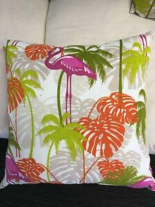 Tropical Patterned Cushions Woollahra Eastern Suburbs Preview