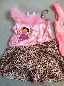 Dora the Explorer dance outfit and dance shirt