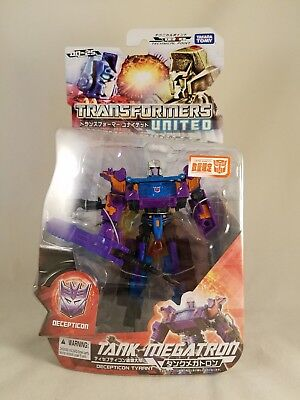 Used, Transformers United Henkei Legends Generations UN-25 G2 Tank Megatron MOSC USA for sale  Palmer