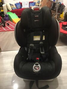 Britax Advocate ClickTight Convertible Car Seat- $260