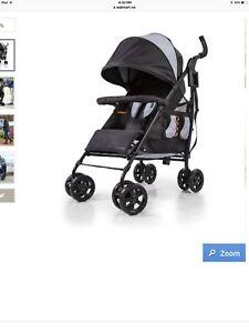 Brand new summer infant 3D tote cs+ stroller