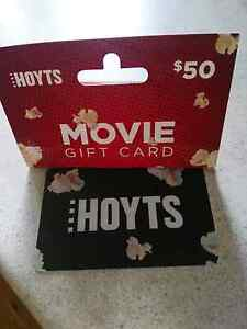 Hoyts $50 gift card Camira Ipswich City Preview
