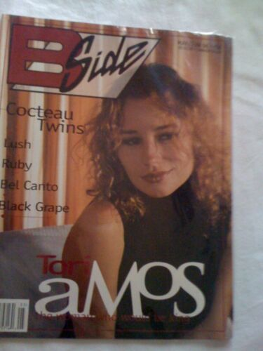 B Side Magazine May June 96 #56 TORI AMOS