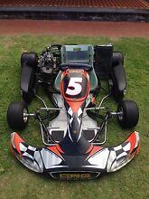 CRG Go Kart Rotax 125max Cheltenham Charles Sturt Area Preview