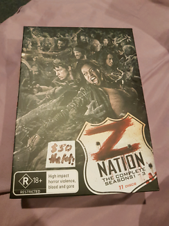 Z nation complete boxset dvd set. Oxenford Gold Coast North Preview