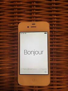 White iPhone 4s 12Gb