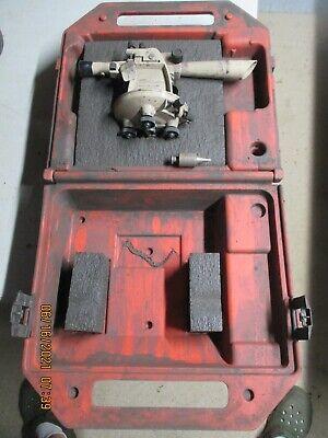 David White Transit Level Meridian Lt6-900 22x Optical Original Case F3