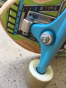 Sector 9 longboard, village green short board