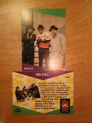 Run-D.M.C. ProSet Super Stars MusiCards (1991) US 1 card: #134