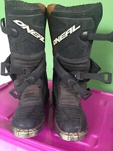 Oneal motorbike boots Dilston Launceston Area Preview