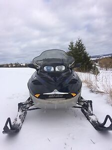 FOR SALE! 2002 Ski Doo Legend 600