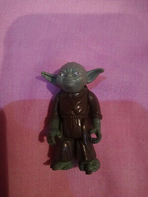 Vintage Star Wars Figure - Yoda 1980 LFL 100% Original - FREE P&P