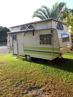 Millard Caravan for sale